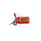 Overlander Extreme 130 X 350mAh 2S 7.4v 40C LiPo Upgrade Battery for the Blade 130X - OL-2505