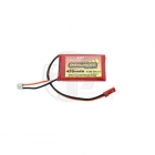 Overlander Extreme 450mAh 2S 7.4v 40C LiPo Upgrade Battery for the Blade 130X - OL-2506