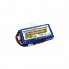 Overlander Supersport 1000mAh 2S 7.4v 30C LiPo Battery (No Connector) - OL-2560