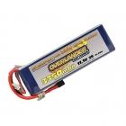 Overlander Supersport 3350mAh 3S 11.1v 30C LiPo Battery with Deans Connector - OL-2570