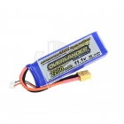 Overlander Supersport LiPo Battery 2200mAh 3S 11.1v 30C with XT60 Connector Fitted - OL-2646