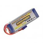 Overlander Supersport 2900mAh 3S 11.1v 30C LiPo Battery with EC3 Connector - OL-2776