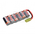 Overlander Sport 2/3 AF 1600mAh 7.2V Micro NiMh Stick Battery with Mini Tamiya Plug - OL-2778