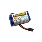 Overlander Panasonic Eneloop 2000mAh AA 4.8v NiMh Receiver RX Square Battery - OL-2867