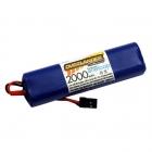 Overlander Panasonic Eneloop 2000mAh AA 4.8v Receiver RX Flat Battery - OL-2868