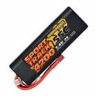 Overlander Sport Track 7.4v 2S 4200mAh LiPo 55C Battery with Deans Connector - OL-3140
