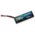 Peak Racing 4000mah 45C 11.1v 3S Hardcase LiPo Battery with Deans Connector - PEK00552