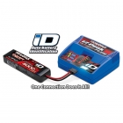 Traxxas EZ-Peak Plus 4A LiPo Charger and 2872X 3S 11.1v 5000mAh Li-Po Battery - TRX2970T-3S50