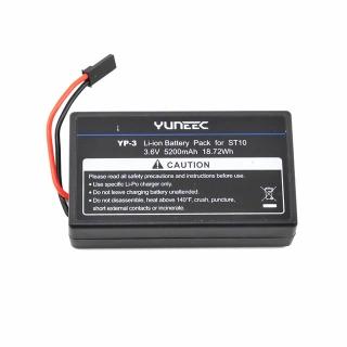 Yuneec Li-Ion 3.6V 5200mAh Battery Pack for ST10 Transmitter - YUNST10100