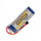 Overlander Supersport 2200mAh 2S 7.4V 35C LiPo Battery with Deans Plug - OL-2566