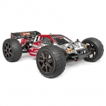 HPI Trophy Truggy 4.6 Clear Body Shell with Window Masks and Decals - 101779
