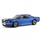 HPI Ford 1966 Mustang GT Coupe Clear Body Shell (200mm) - 104926