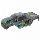 HPI Savage XS GT-2XS Painted Body Shell (Vaughn Gittin Jr) - 115523