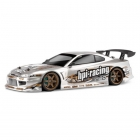 HPI Nissan Silvia S15 Clear Body Shell (200mm) - 17530