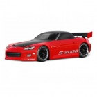 HPI Honda S2000 Clear Body Shell (190mm) - 7314
