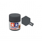 Tamiya Mini X-10 Metallic Gun Metal Acrylic Paint 10ml Bottle - 81510