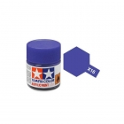 Tamiya Mini X-16 Gloss Purple Acrylic Paint 10ml Bottle - 81516