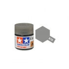 Tamiya Mini X-19 Gloss Smoke Acrylic Paint 10ml Bottle - 81519