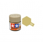 Tamiya Mini X-31 Metallic Titanium Gold Acrylic Paint 10ml Bottle - 81531