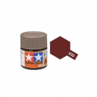 Tamiya Mini X-33 Bronze Acrylic Paint 10ml Bottle - 81533