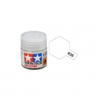 Tamiya Mini X-35 Semi-Gloss Clear Acrylic Paint 10ml Bottle - 81535