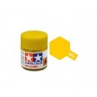 Tamiya Mini XF-3 Flat Yellow Acrylic Paint 10ml Bottle - 81703