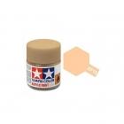 Tamiya Mini XF-15 Flat Flesh Acrylic Paint 10ml Bottle - 81715