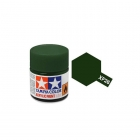 Tamiya Mini XF-26 Deep Green Acrylic Paint 10ml Bottle - 81726