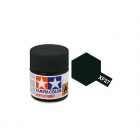 Tamiya Mini XF-27 Black Green Acrylic Paint 10ml Bottle - 81727