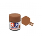 Tamiya Mini XF-28 Flat Dark Copper Acrylic Paint 10ml Bottle - 81728
