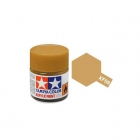 Tamiya Mini XF-59 Flat Desert Yellow Acrylic Paint 10ml Bottle - 81759