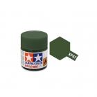 Tamiya Mini XF-67 Flat NATO Green Acrylic Paint 10ml Bottle - 81767