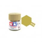 Tamiya Mini XF-88 Flat Dark Yellow 2 Acrylic Paint 10ml Bottle - 81788