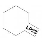 Tamiya LP-23 Matt Flat Clear Lacquer Paint Bottle (10ml) - 82123