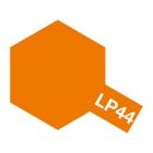 Tamiya LP-44 Metallic Orange Lacquer Paint Bottle (10ml) - 82144