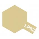 Tamiya LP-62 Titanium Gold Lacquer Paint Bottle (10ml) - 82162