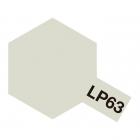 Tamiya LP-63 Titanium Silver Lacquer Paint Bottle (10ml) - 82163