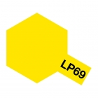 Tamiya LP-69 Clear Yellow Lacquer Paint Bottle (10ml) - 82169