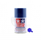 Tamiya PS-4 Blue 100ml Polycarbonate Spray Paint - 86004