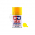 Tamiya PS-6 Yellow 100ml Polycarbonate Spray Paint - 86006