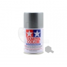 Tamiya PS-12 Silver 100ml Polycarbonate Spray Paint - 86012