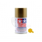 Tamiya PS-13 Gold 100ml Polycarbonate Spray Paint - 86013