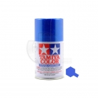 Tamiya PS-16 Metallic Blue 100ml Polycarbonate Spray Paint - 86016