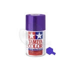 Tamiya PS-18 Metallic Purple 100ml Polycarbonate Spray Paint - 86018