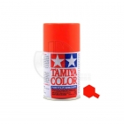 Tamiya PS-20 Fluorescent Red 100ml Polycarbonate Spray Paint - 86020