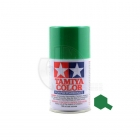 Tamiya PS-25 Bright Green 100ml Polycarbonate Spray Paint - 86025