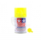 Tamiya PS-27 Fluorescent Yellow 100ml Polycarbonate Spray Paint - 86027