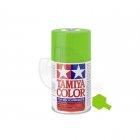 Tamiya PS-28 Fluorescent Green 100ml Polycarbonate Spray Paint - 86028
