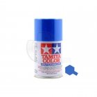 Tamiya PS-30 Brilliant Blue 100ml Polycarbonate Spray Paint - 86030