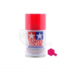 Tamiya PS-33 Cherry Red 100ml Polycarbonate Spray Paint - 86033